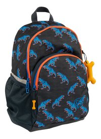 Stones and Bones rugzak Linden T-Rex Pack Navy-Linkerzijde