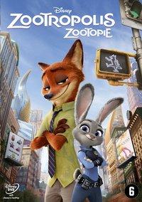 DVD Disney Zootopie