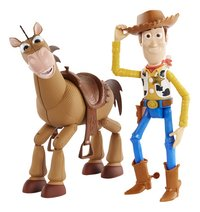 Figurine articulée Toy Story 4 Woody & Pil-Poil-Avant