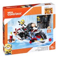 Mega Construx Despicable Me 3 Gru's water motorbike