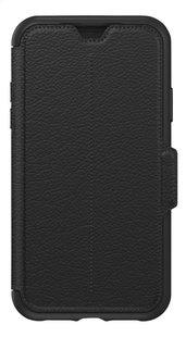 Otterbox foliocover Strada voor iPhone Xr zwart-Vooraanzicht