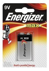 Energizer Max 9V-batterij