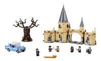 LEGO Harry Potter 75953 De Zweinstein Beukwilg-Vooraanzicht