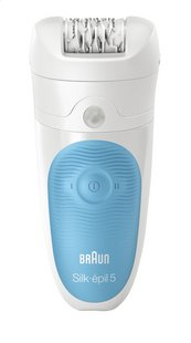 Braun Épilateur Silk épil 5 Wet & Dry 5511