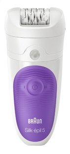Braun Épilateur Silk épil 5 Wet & dry 5541
