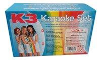 Karaokeset K3-Achteraanzicht