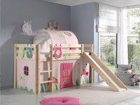 Rideau de jeu Bonjour Printemps pour lit mi-hauteur Pino-Image 4