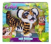 Hasbro Peluche interactive Tyler Rugissant, le tigre joueur