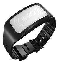 The Bug Watch antimug armband Midnight Black-Vooraanzicht