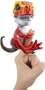 WowWee interactieve figuuur Fingerlings Untamed T-Rex Ripsaw-commercieel beeld