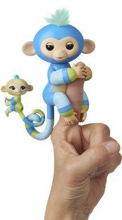 WowWee figurine interactive Fingerlings BFF Billie & Aiden-Image 1