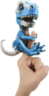 WowWee interactieve figuuur Fingerlings Untamed T-Rex Ironjaw-Afbeelding 1