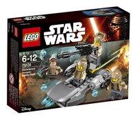 LEGO Star Wars 75131 Pack de combat de la Résistance