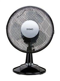 Domo Tafelventilator DO8138 zwart-Achteraanzicht
