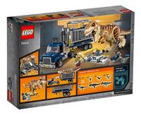 LEGO Jurassic World 75933 T-Rex transport-Achteraanzicht