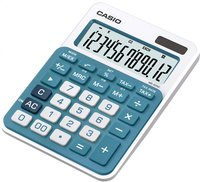 Casio calculatrice MS20 NC bleu