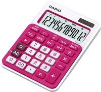 Casio rekenmachine MS20 NC rood