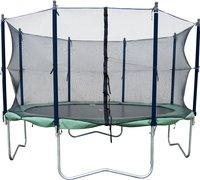 Optimum ensemble trampoline diamètre 2,44 m
