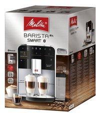 Melitta Volautomatische espressomachine met melkopschuimer Barista Smart T F830-101 zilver/zwart-Rechterzijde