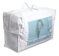 Donzen dekbed Emma 200 x 200 cm-Vooraanzicht