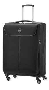 Samsonite Valise souple Pop-Fresh Spinner black EXP 70 cm-Avant