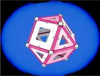 Geomag Pink 68 pièces-Image 1