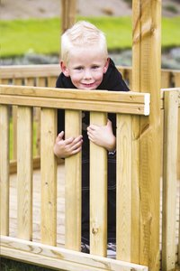 Ensemble plancher & clôture pour Nieuwpoort