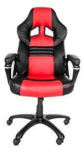 Arozzi Gamingstoel Monza rood-Vooraanzicht