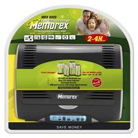 Memorex chargeur de piles Universel MRX8000