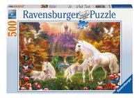 Ravensburger puzzel Betoverende eenhoorns-Vooraanzicht