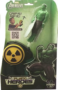 Figuur Avengers Flying Heroes Hulk
