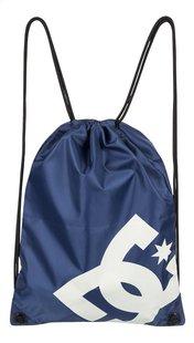 DC Shoes sac de gymnastique Cinched Washed Indigo