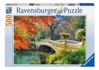 Ravensburger puzzel Romantische brug-Vooraanzicht