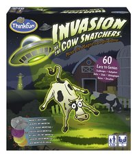 Invasion of the Cow Snatchers-Avant