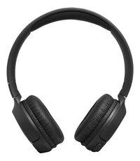 JBL casque Bluetooth Tune 500BT noir-Avant