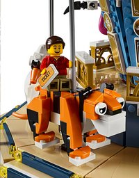 LEGO Creator Expert 10257 Draaimolen-Afbeelding 3
