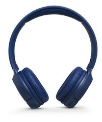 JBL casque Bluetooth Tune 500BT bleu-Avant