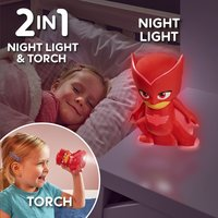 GoGlow Buddy veilleuse/lampe de poche Pyjamasques Bibou-Détail de l'article