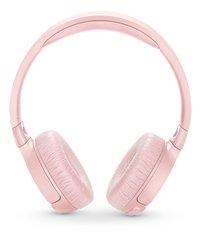 JBL casque Bluetooth Tune 600BTNC rose-Avant