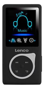 Lenco lecteur MP4 Xemio-668 8 Go noir-Avant