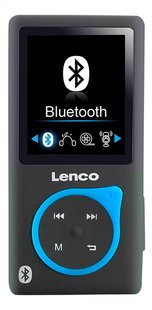 Lenco lecteur MP4 Bluetooth Xemio-768 8 Go bleu-Avant