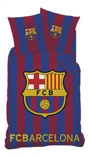 Housse de couette FC Barcelona coton 140 x 200 cm