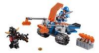 LEGO Nexo Knights 70310 Le char de combat de Knighton-Avant