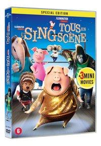 Dvd Sing-Linkerzijde