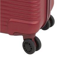 Gabol Set de valises rigides Balance Rojo red-Base