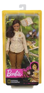 Barbie poupée mannequin  Careers National Geographic Garde-chasse-Avant