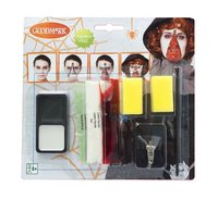Goodmark set de maquillage Zombie Zipper