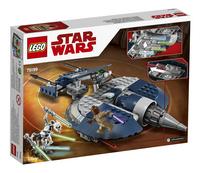 LEGO Star Wars 75199 Speeder de combat du Général Grievous-Arrière
