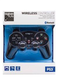 bigben draadloze controller PS3 zwart-Vooraanzicht