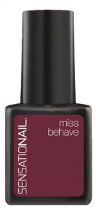 SensatioNail Gel Polish Miss Behave-Vooraanzicht